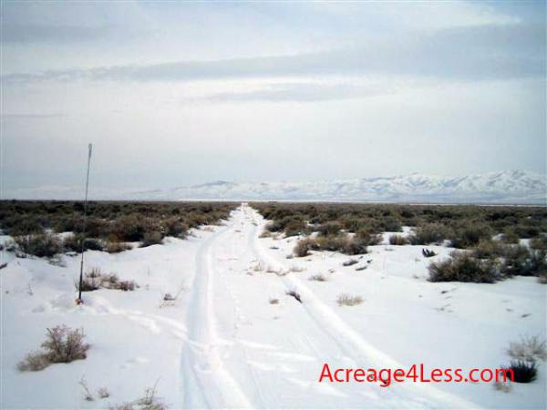 NEVADA 40.27 ACRES LOCATED IN THE BATTLE MOUNTAIN AREA OF LANDER COUNTY - $29,995 / $750 Down - ID# BMTR-12-561-472