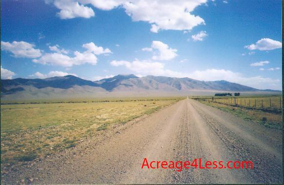 NEVADA 157.58 ACRES LOCATED IN THE BATTLE MOUNTAIN AREA OF LANDER COUNTY - $72,995 / $1,750 DOWN - ID# BMSS-15-532-23
