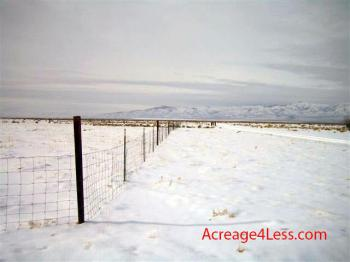 NEVADA 40.23 ACRES LOCATED IN THE BATTLE MOUNTAIN AREA OF LANDER COUNTY - $29,995 / $750 Down - ID# BMTR-11-561-472