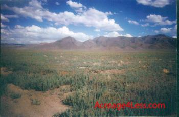 SOLD!!! NEVADA 88.05 ACRES LOCATED IN THE BATTLE MOUNTAIN AREA OF LANDER COUNTY - $57,500 / $2,500 Down - ID #BMWP-02-548-612